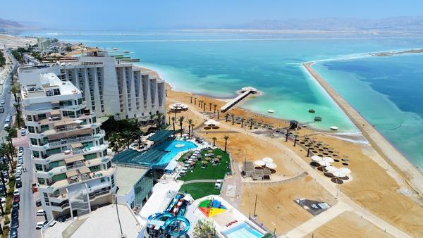 מלון לאונרדו קלאב ים המלח הכול כלול